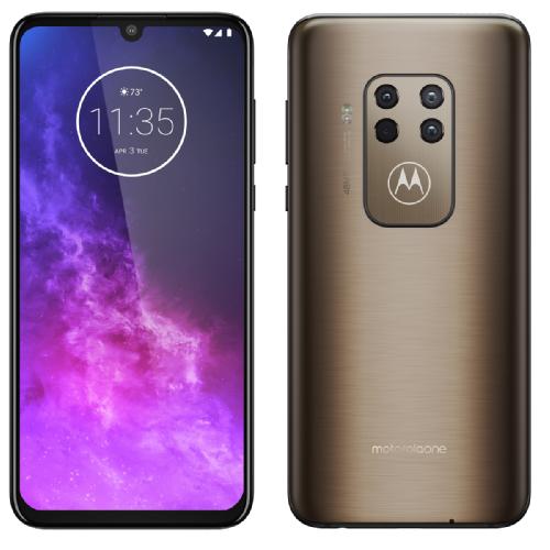 IFA 2019: Motorola One Zoom представлен официально