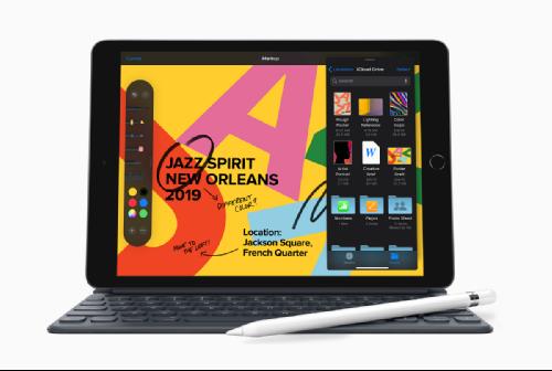 Анонсы: iPad 7 – новое поколение самого доступного планшета Apple