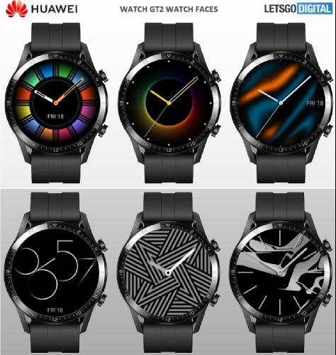 Слухи: HarmonyOS станет основой смарт-часов Huawei Watch GT 2