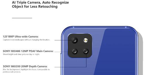 Анонсы: Cubot X20 Pro с тройной камерой оценен в $150