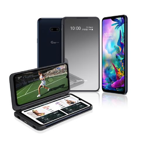 IFA 2019: LG G8X ThinQ – смартфон с тремя экранами