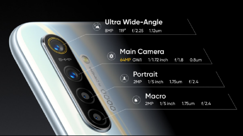 Анонсы: Realme XT с 64 Мп камерой представлен официально