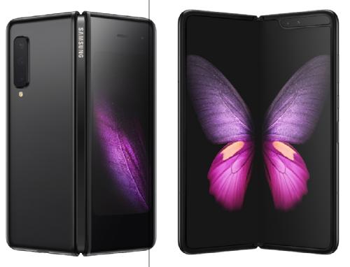 Анонсы: Объявлены российские цены Samsung Galaxy Fold
