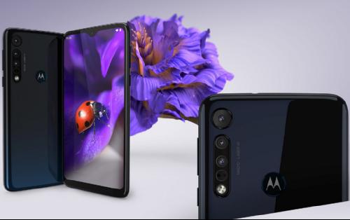 Анонсы: Motorola One Macro с макро-камерой представлен официально