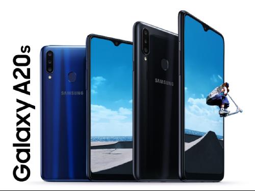 Анонсы: Samsung Galaxy A20s оснастили тройной камерой