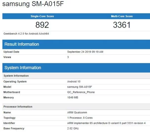 Слухи: Samsung работает над Galaxy A5?