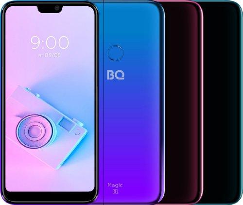 Анонсы: BQ 5731L Magic S с поддержкой NFC представлен официально