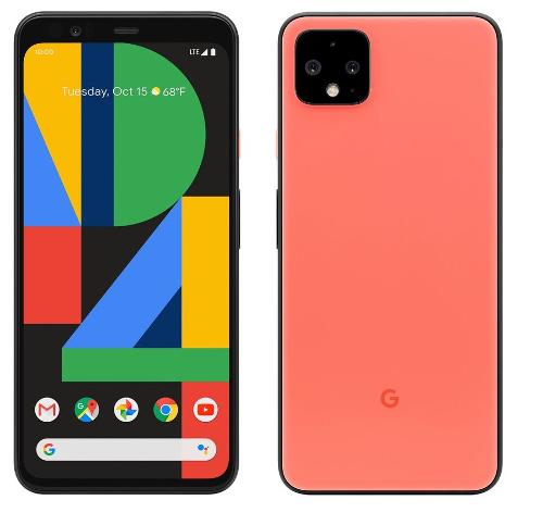 Анонсы: Google Pixel 4 представлен официально