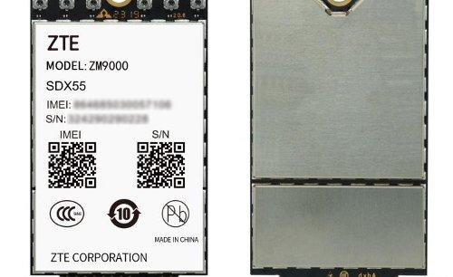 ZTE ZM9000 SDX55