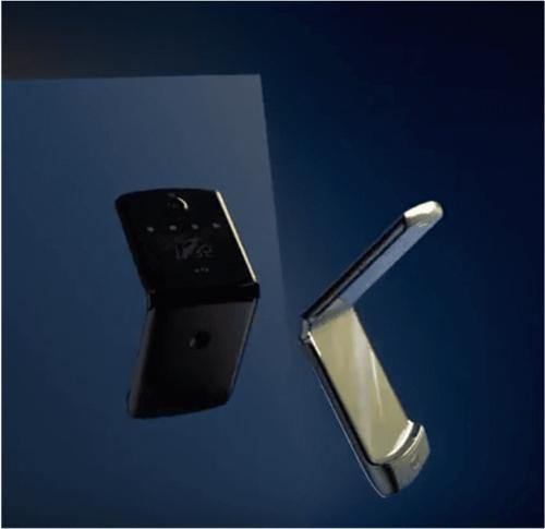 Слухи: Появились изображения Motorola Razr нового поколения