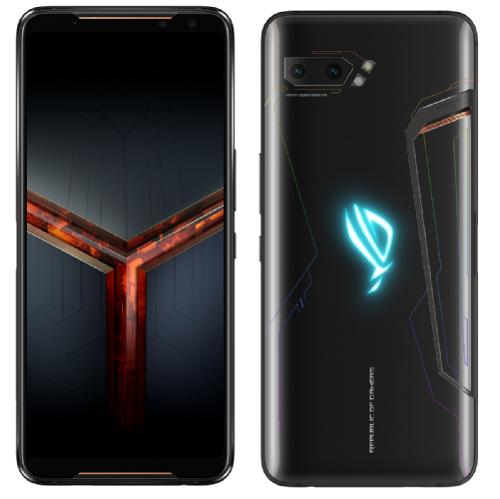 Анонсы: ASUS ROG Phone II появился в России