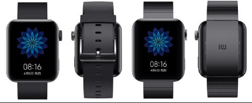 Анонсы: Xiaomi Mi Watch представлены официально
