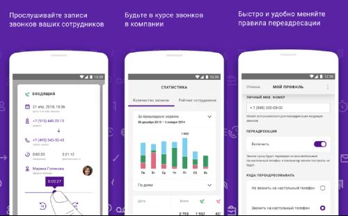 Виртуальная АТС МегаФон получила мобильный пульт управления
