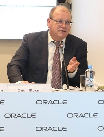 Олег Жуков, Oracle