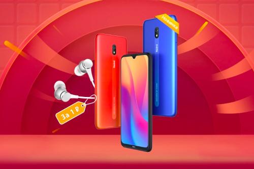 Анонсы: Xiaomi Redmi 8 и Redmi 8A появились в России