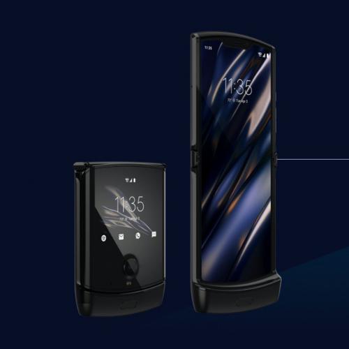 Анонсы: Motorola Razr возродился с гибким экраном Flex View