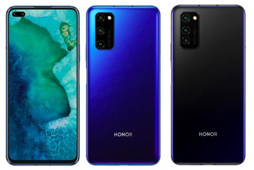 Анонсы: Honor V30 и V30 Pro представлены официально