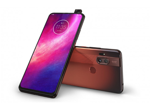 Анонсы: Motorola One Hyper представлен официально