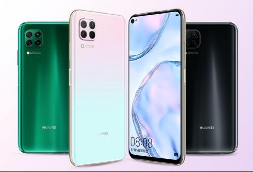 Анонсы: Huawei Nova 6 SE – лайт-версия на Kirin 810
