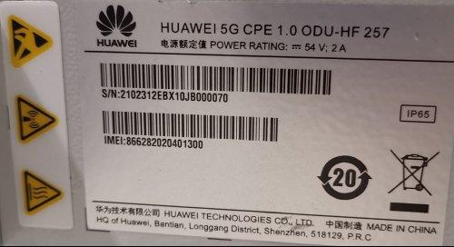 5G CPE Huawei