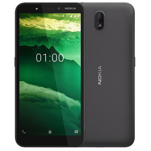Анонсы: Представлен смартфон Nokia C1 на Android Go Edition