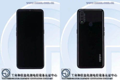 Слухи: В сети замечены рендеры Oppo A8 в трех цветах