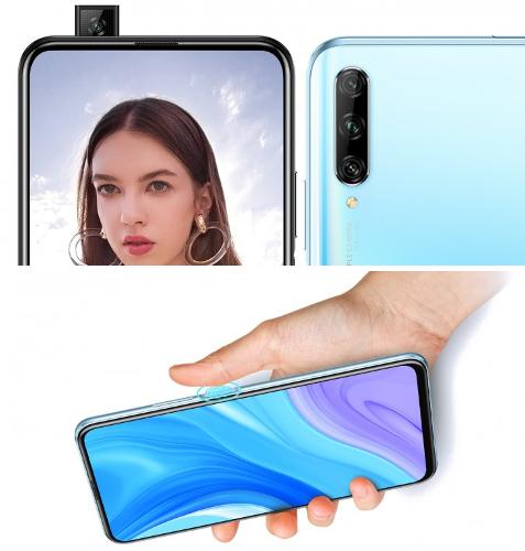 Анонсы: Представлен Huawei P smart Pro с 48 Мп тыловой и всплывающей фронтальной камерой