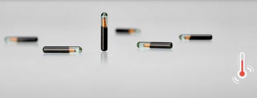 Smartrac представил сенсор температуры в формате стеклянной колбы с запаянным в нее сенсором, чипом и антенной RFID