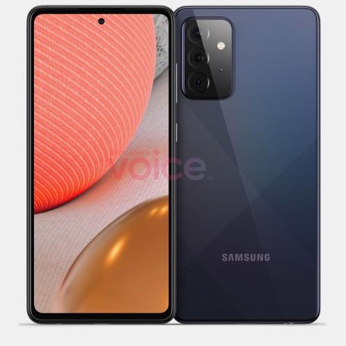 Слухи: Появились новые подробности о Samsung Galaxy A72 4G