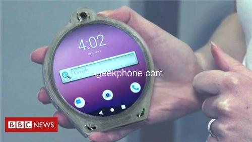 CES 2020: Cyrcle Phone — первый смартфон с круглым экраном