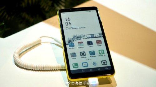 CES 2020:Hisense Color – смартфон с цветным e-ink-дисплеем