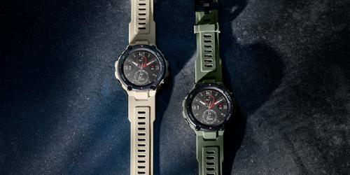 CES 2020: Amazfit T-Rex – смарт-часы для жесткой эксплуатации