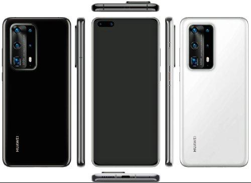Слухи: Huawei P40 Pro Premium получит 10-кратный зум