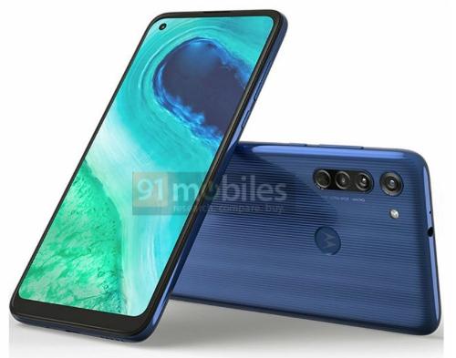 Слухи: Motorola Moto G8 замечен на рендера