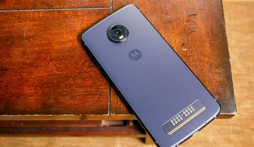 Слухи: Moto Z5 получит АКБ емкостью 5000 мАч