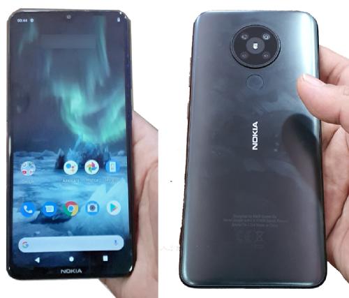 Слухи: Nokia 5.2 показался на «живых» фото