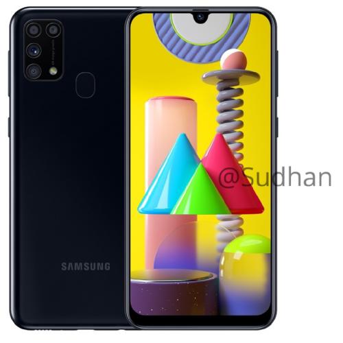 Слухи: Раскрыты все подробности о Samsung Galaxy M31 с АКБ 6000 мАч