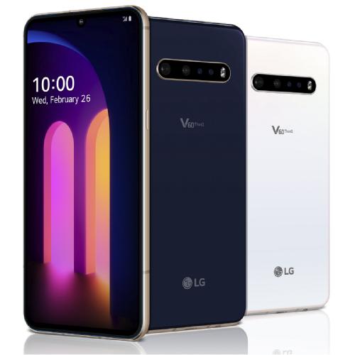Анонсы: LG V60 ThinQ 5G представлен официально