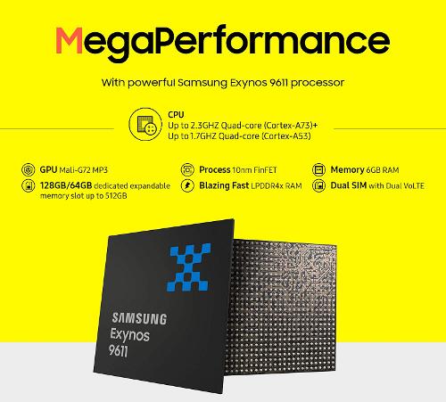 Анонсы: Официально представлен смартфон Samsung Galaxy M31