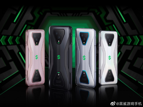 Анонсы: Xiaomi Black Shark 3 Pro представлен официально