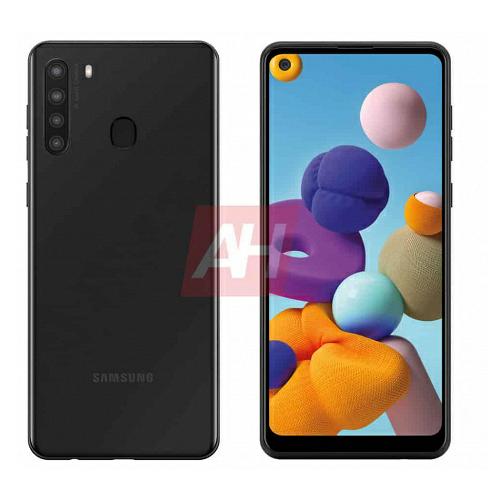 Слухи: Samsung Galaxy A21 снабдят QUAD-камерой