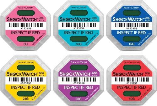 Силтэк выводит на российский рынок американские индикаторы удара ShockWatch RFID