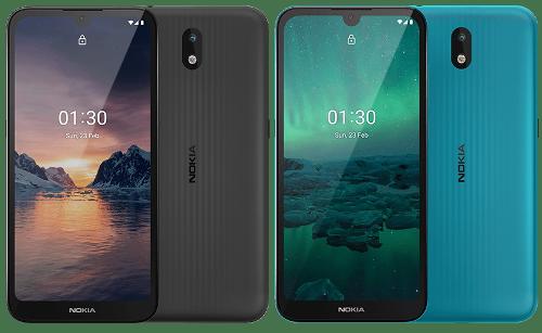 Анонсы: Nokia 1.3 – бюджетный смартфон на  Android Go