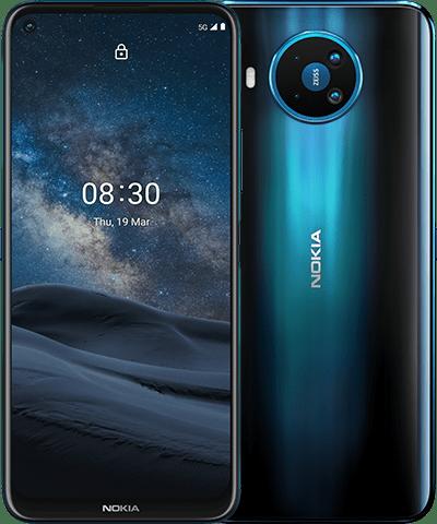 Nokia представила свой первый смартфон с поддержкой 5G