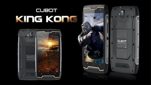 Анонсы: Cubot King Kong CS – защищенный смартфон с Android 10 за $99