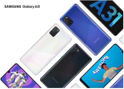 Анонсы: Samsung Galaxy A31 представлен официально
