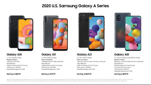 Анонсы: Galaxy A71 5G и Galaxy A51 5G – сердеднячки с поддержкой 5G
