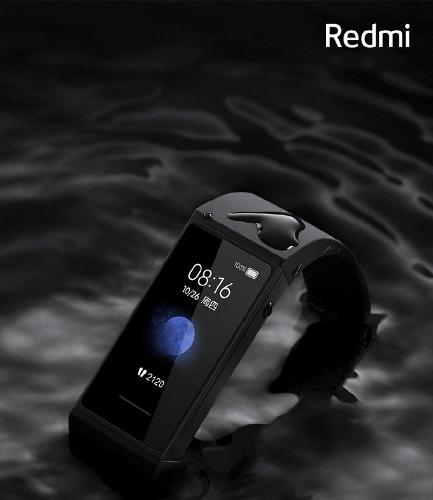 Анонсы: Xiaomi Redmi Band представлен официально