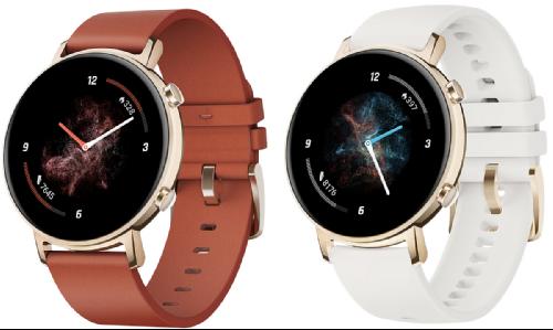 Анонсы: Huawei Watch GT 2 в белом и каштановый доступны в России
