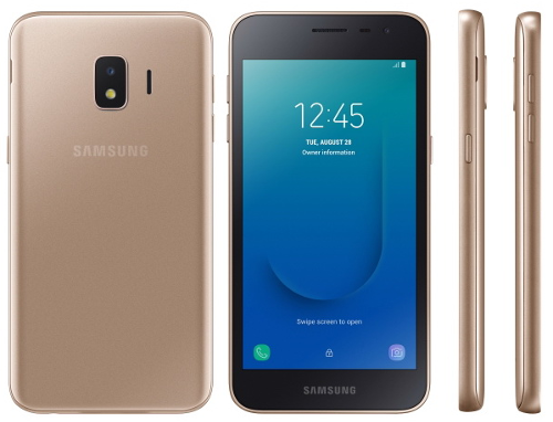 Анонсы: Samsung Galaxy J2 Core 2020 появился в России